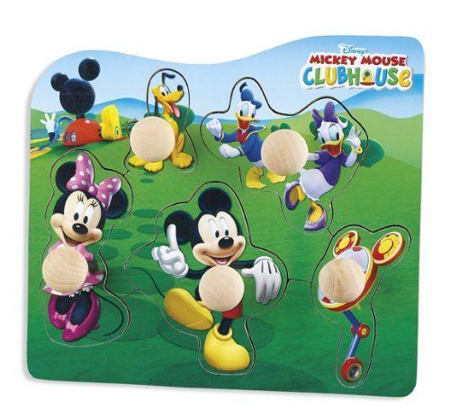 Disney Mickey Mouse Clubhouse Jigsaw Puzzle
