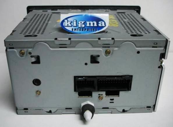 GMC Blazer Jimmy Sonoma S10 S15 2002 2003 CD Player 15091316 RDS