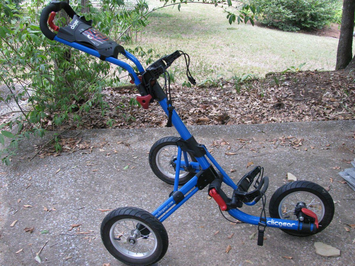 Clicgear Golf Cart 3 Wheel Push Cart