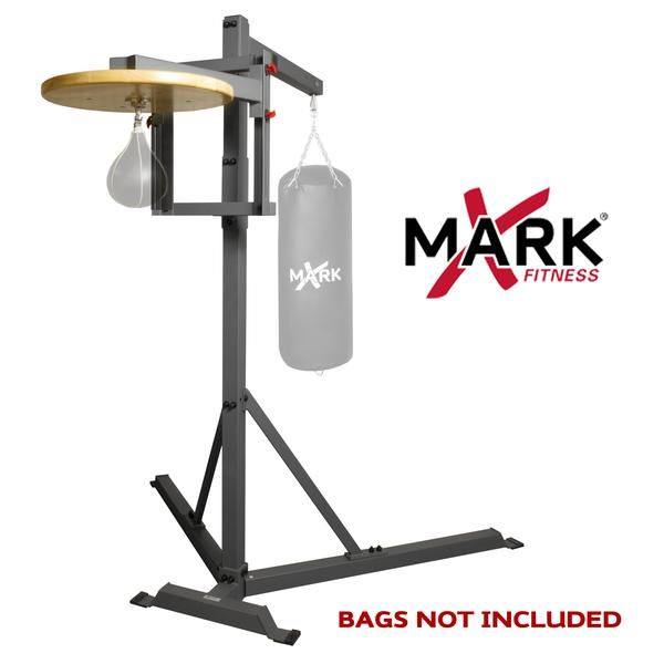 New XMark Full Commercial Heavy Bag Speed Bag Stand Mount XM 2848