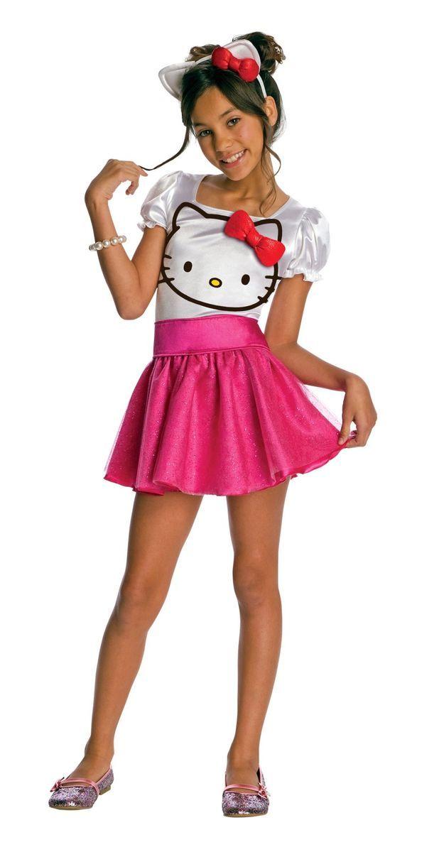 hello kitty hello kitty tutu dress child costume rubies costumes