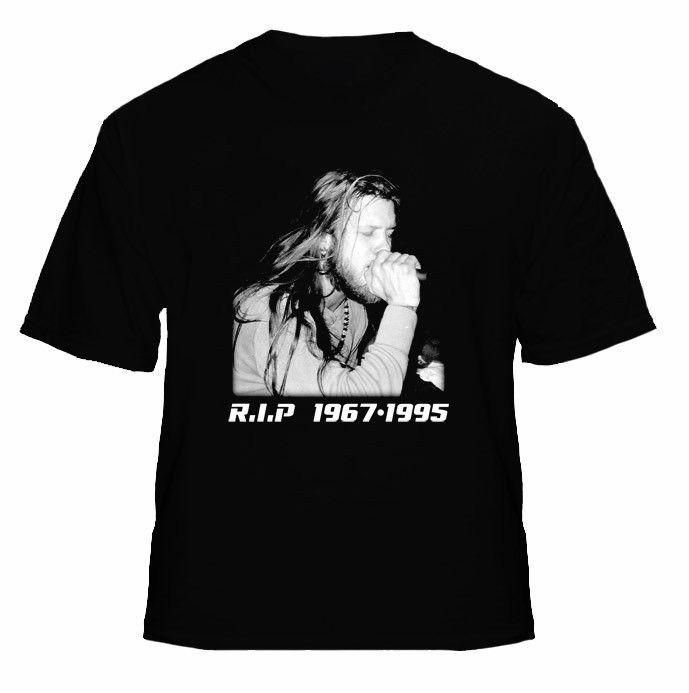 Shannon Hoon R I P Rock T Shirt