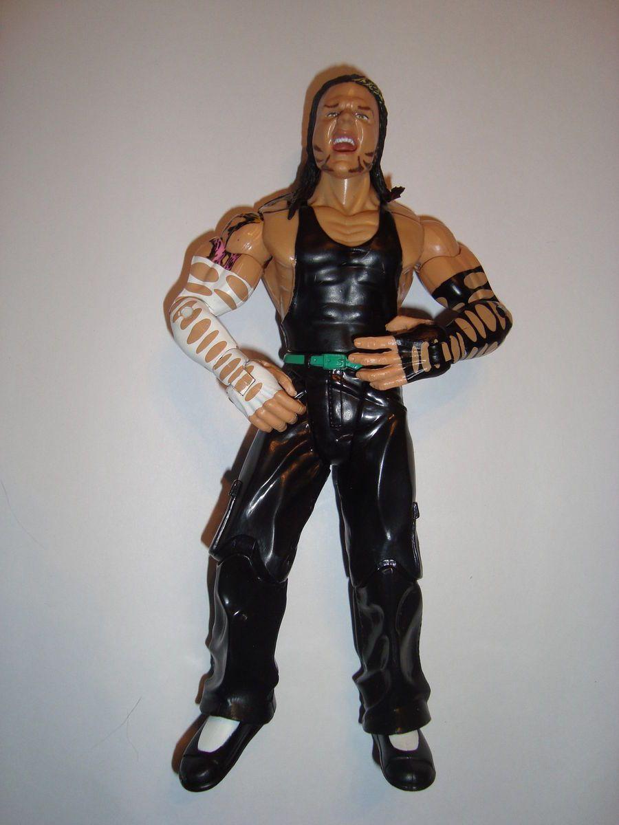 Jeff Hardy Tattoos Jakks WWE Wrestling Action Figure
