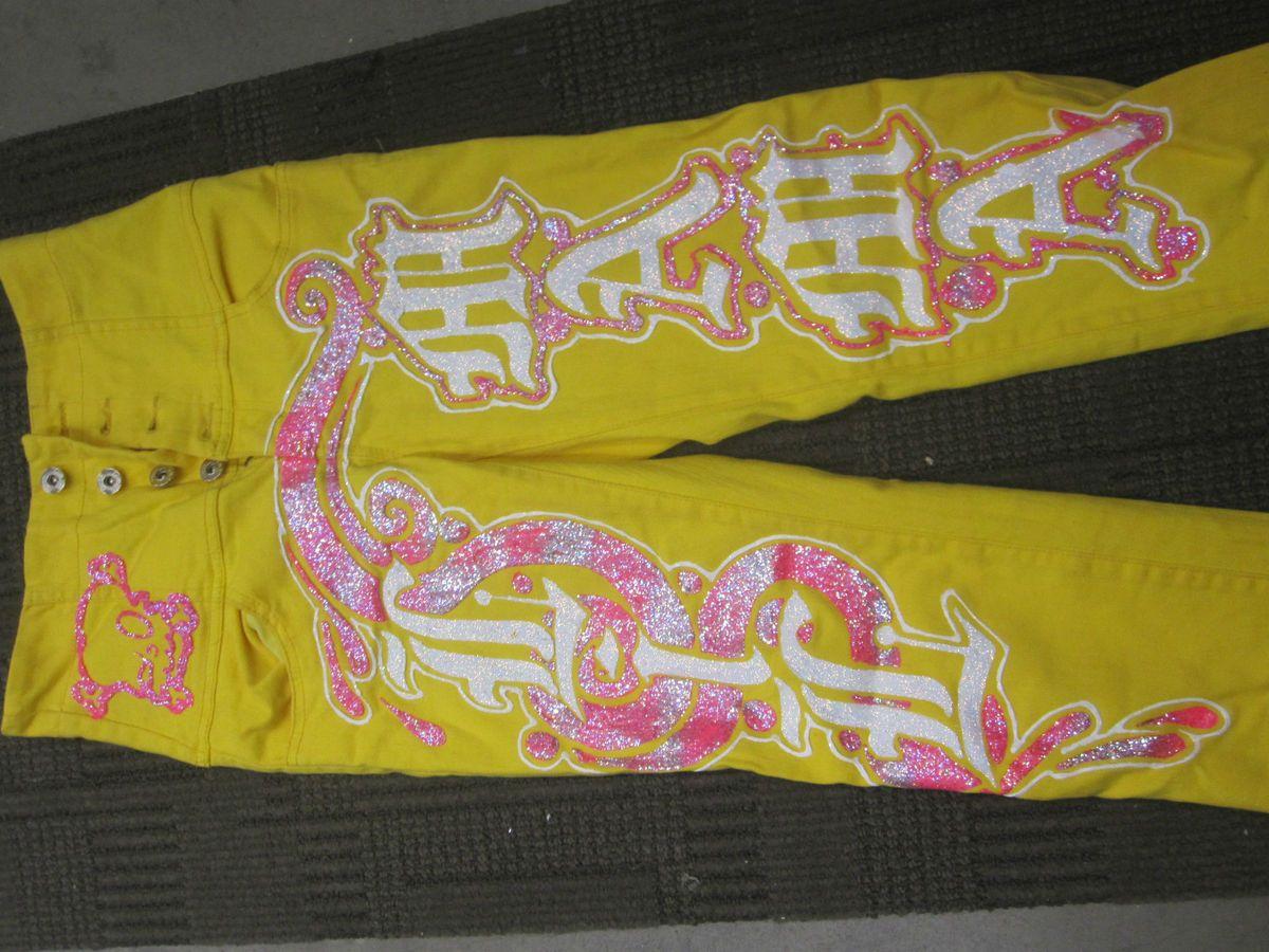 Lil Mama Rap Hip Hop Americas Best Dance Crew Judge Custom Pants