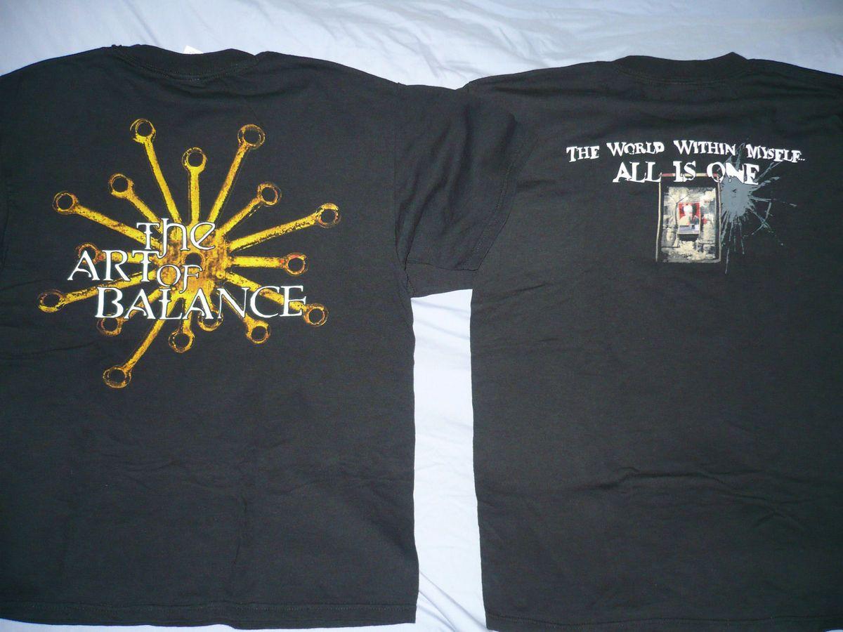 Shadows Fall Shirt Lot M Metallica Slayer Iron Maiden Black Sabbath