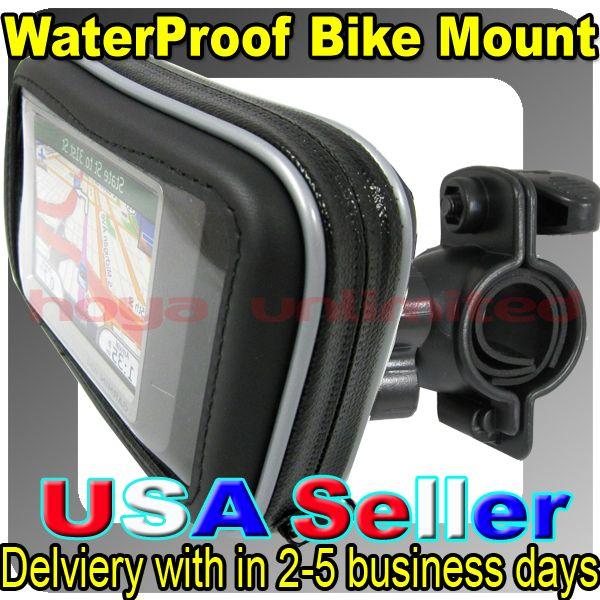 Magellan Roadmate Maestro GPS WATER RESISTANT MOTORCYCLE BICYCLE BIKE