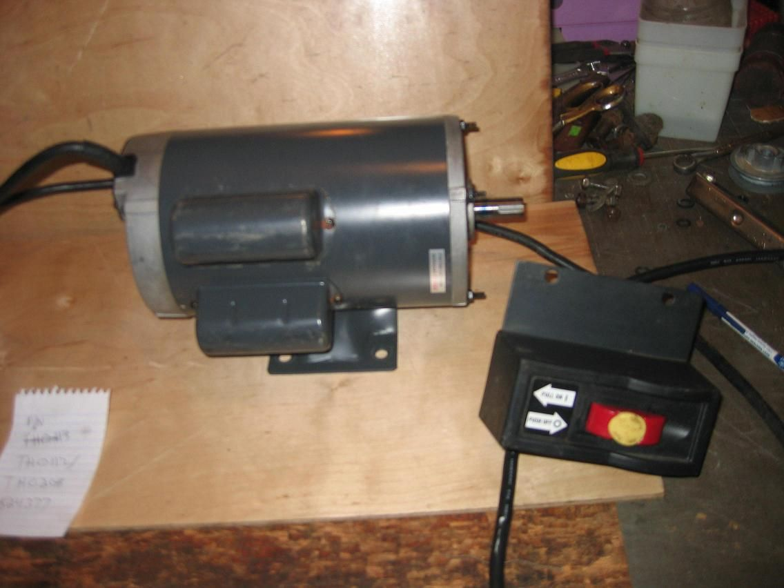 Belt drive table saw motor th0112 th0208 rated 1 5hp 3hp max for 1 hp table saw motor