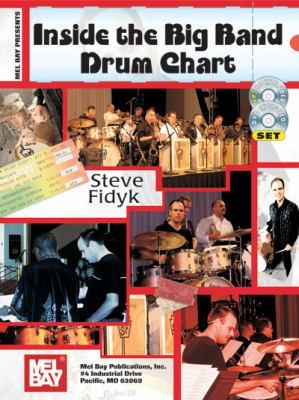 Steve Fidyk   Inside The Big Band Drum Chart (2008)   Used   Trade