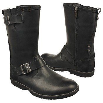 Mens Harley Davidson Bryson Motorcycle Boots Black Leather D94389