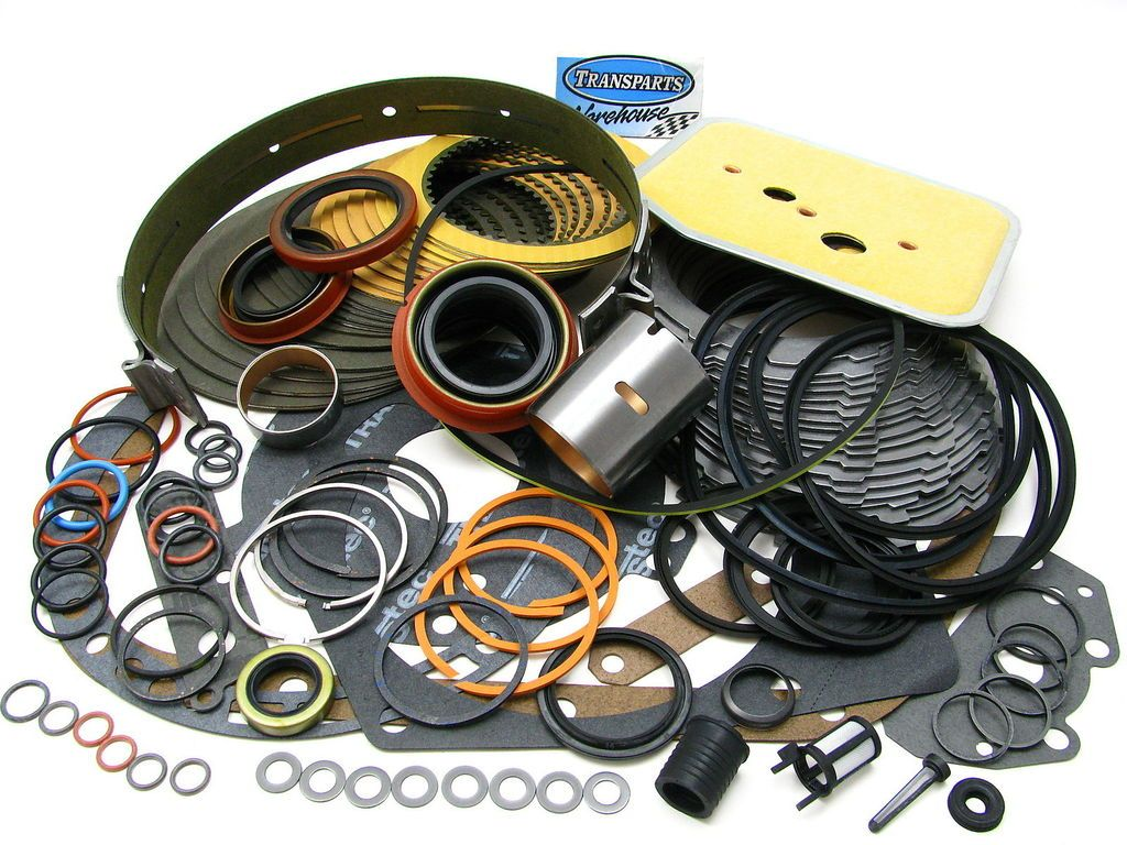 42RH 44RE Transmission Deluxe Rebuild Kit 1989 ON (Fits Dodge Ram 50