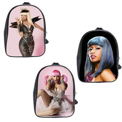 Nicki Minaj Backpack Bag 3 Designs Available