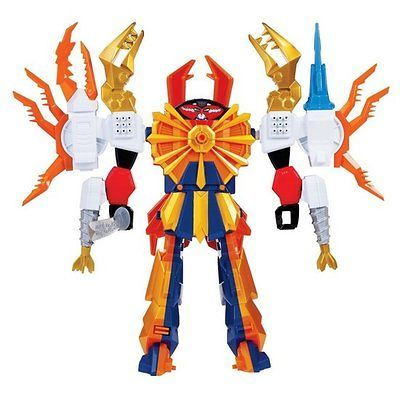 POWER RANGER SAMURAI CLAWZORD ACTION FIGURE