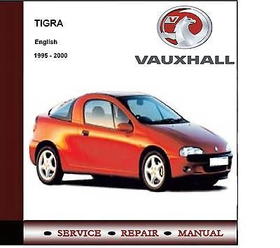 vauxhall opel tigra 1995 2000 workshop service manual rh popscreen com opel corsa workshop manual opel corsa repair manual