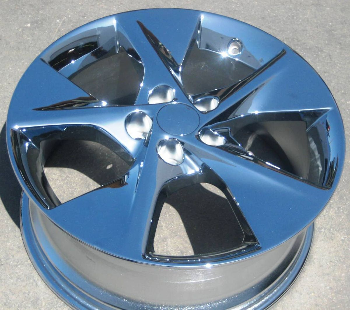 New 2012 13 18 Factory Toyota Camry Chrome Wheels Rims gs350 GS430