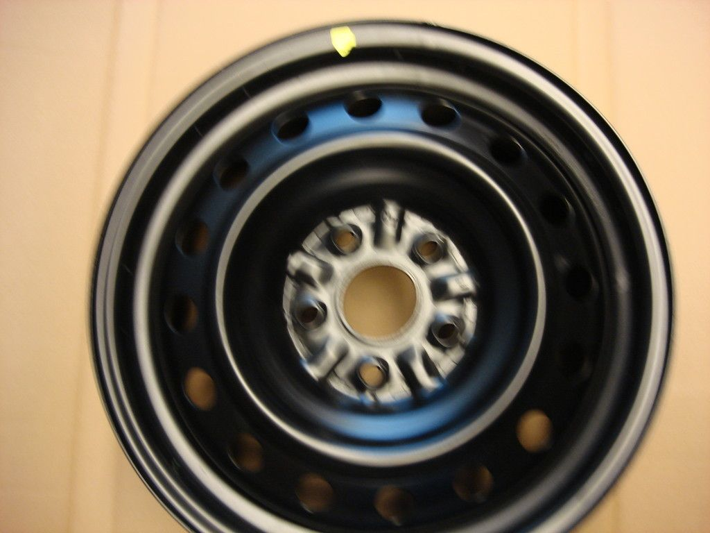 07 08 09 10 11 12 16 Toyota Camry Solara Steel Wheel Rim Black Great