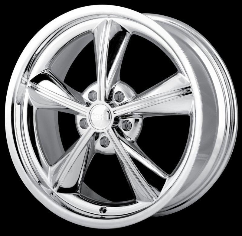 Chrome GMC Blazer Jimmy Sonoma Monte Carlo Camaro Wheels Rims