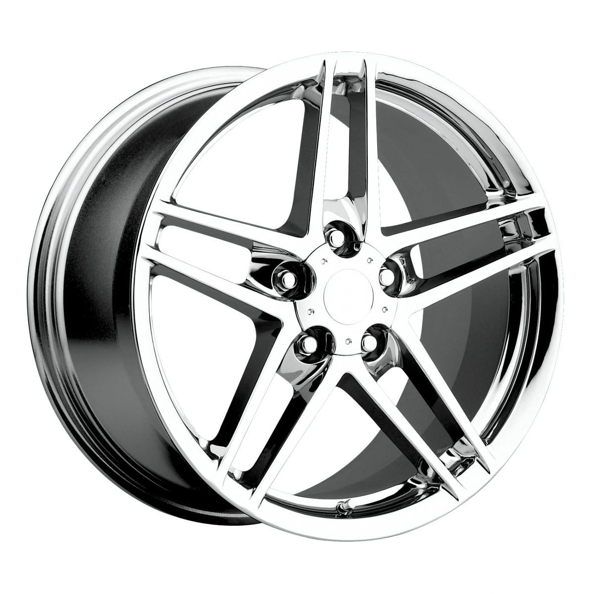 Chevrolet Camaro Corvette Wheels C6 Z06 Rims New ZR1 18x9 5x4 75