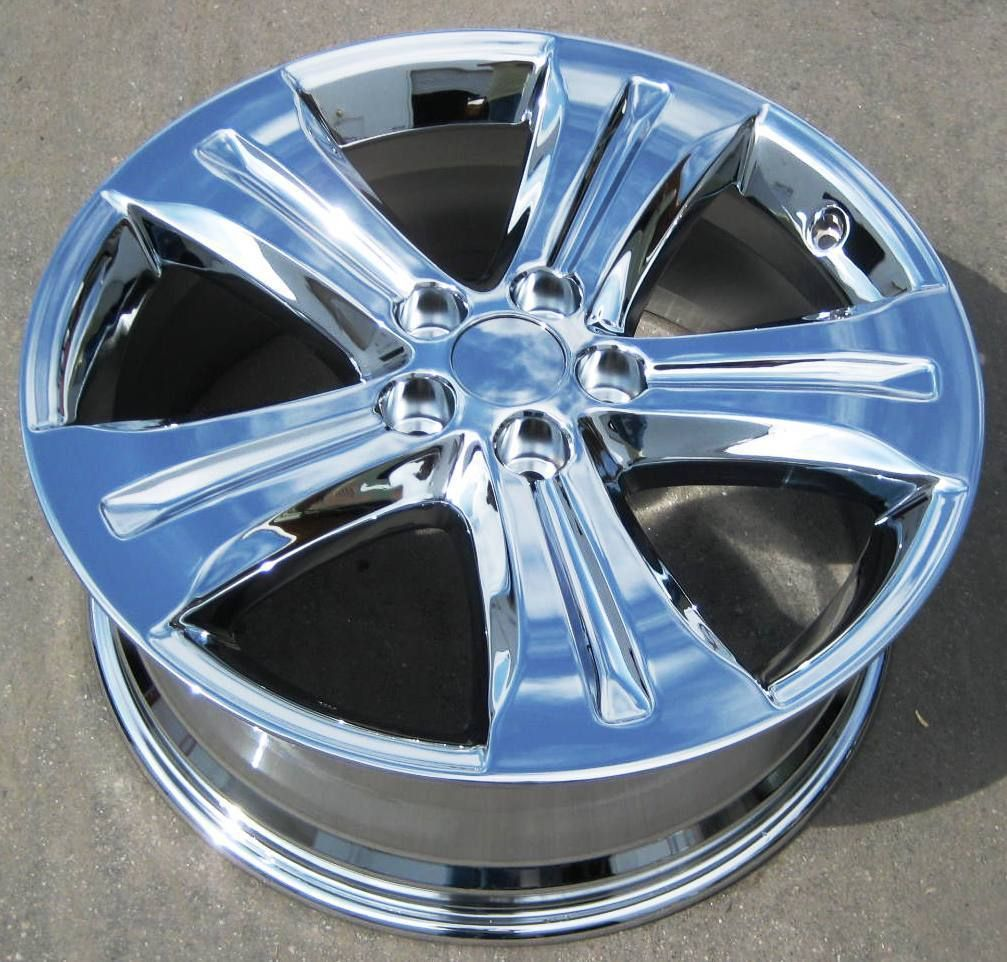 Toyota Highlander Chrome Wheels Rims Venza RX330 RX350 RX300