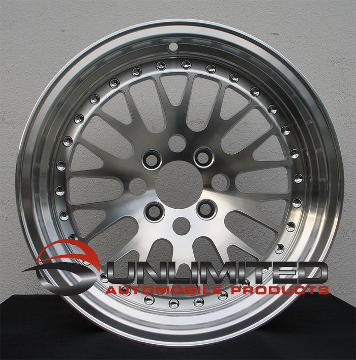 16 Varrstoen V3 Style Wheels Rims Fit BMW E30 318 325 3 Series 1986