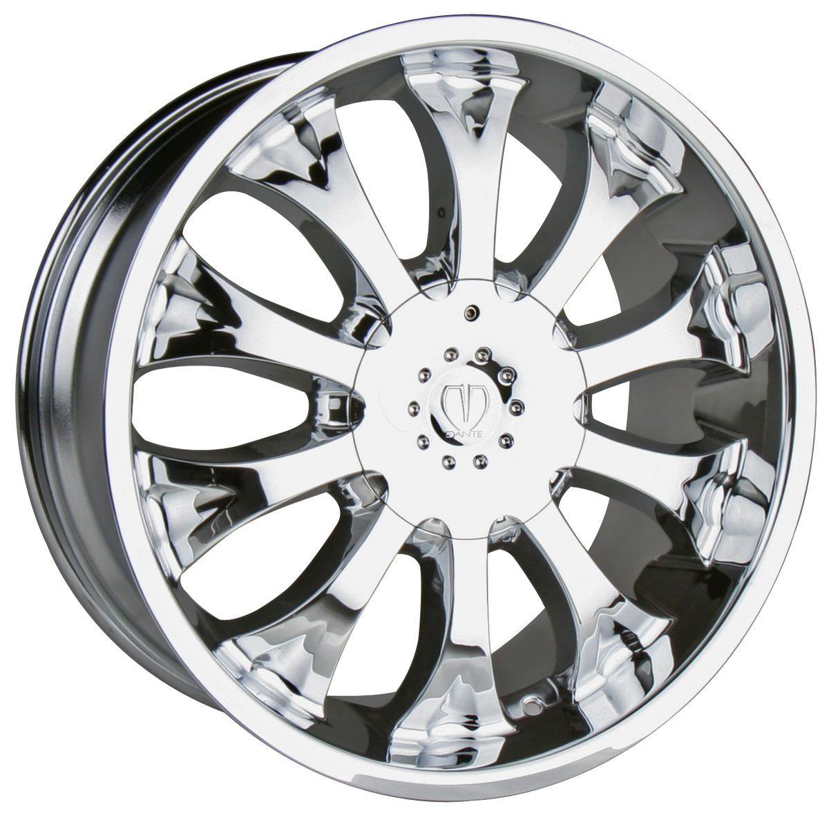 18 Chrome Wheels Rims Chevy Tahoe Surban Silverado 1500 Alavanche