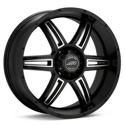 20 inch Toyota Truck SUV Black Rims Wheels 6 Lug
