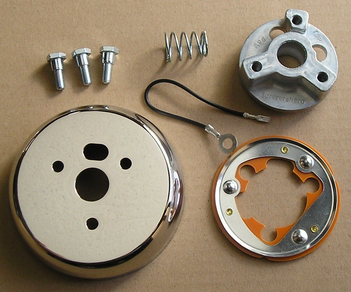 74 94 Truck 3 Hole Steering Wheel Adapter for Grant 3 Hole Wheels