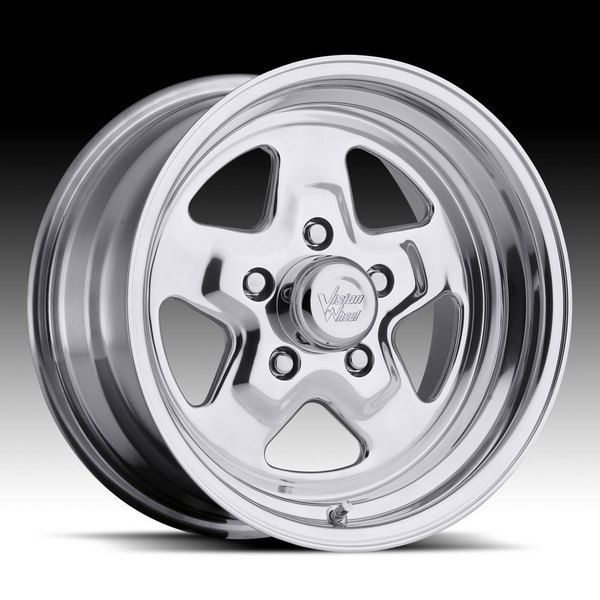 Prostar Style 15x10 Chevy Buick Olds S10 GM Wheel 15x10 Vison 521 Hot