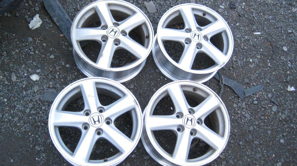 Honda Accord Acura JDM 16 Factory Stock Wheels Rims 5x114
