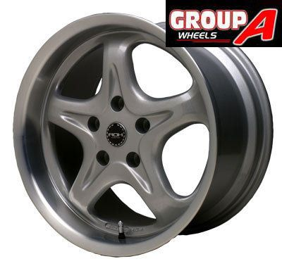Brand New ROH 17 Ford Mustang Wheels Rims 5x4 5 5x114 3