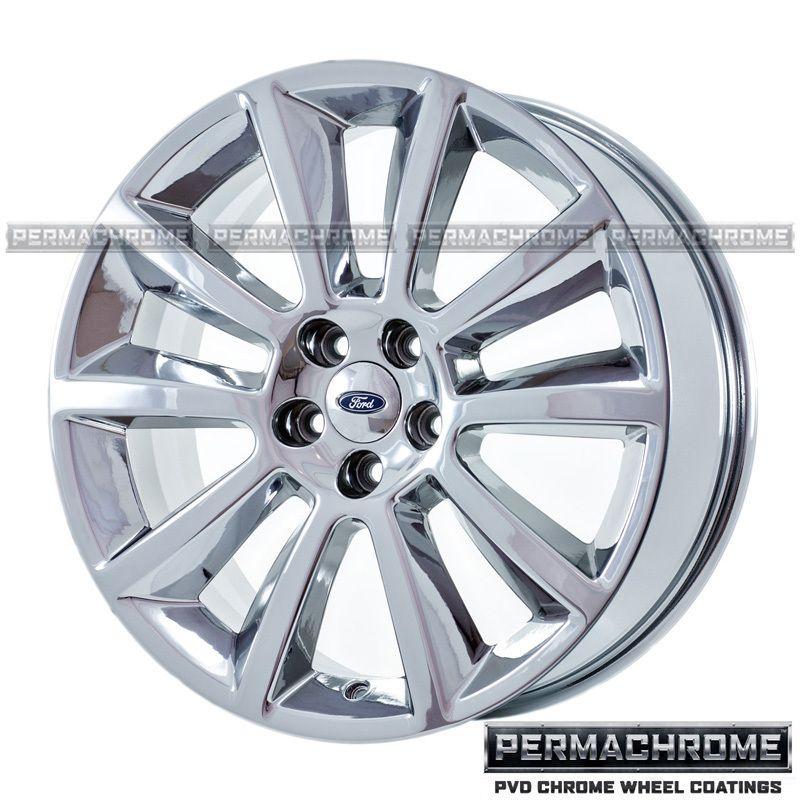 Ford Flex Chrome Wheels Rims Permachrome 3771 Outright Sale