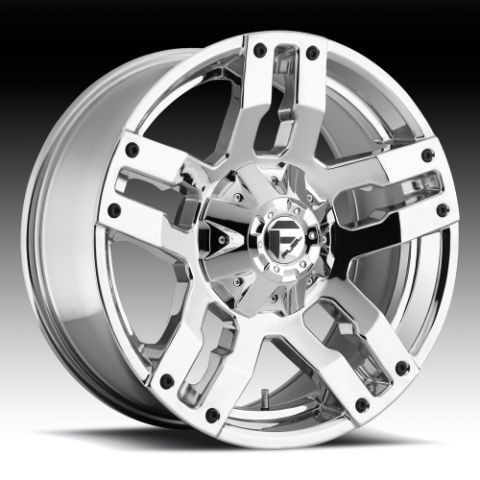 20x9 0 Pump XD 20 inch Chevy Ford Dodge Chrome Wheels Rims Set