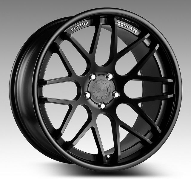 19 Vertini Magic Staggered Wheels Rims Fit Lexus ES IS300 IS250 is350