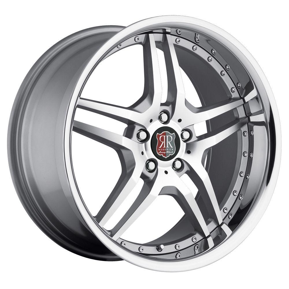 19 MRR RW2 Silver Chrome Wheels Rims Fit Mercedes E Class W210 W211