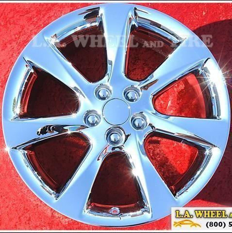 New 19 Lexus RX350 RX330 Factory OEM Chrome Wheels Rims LS400 74252