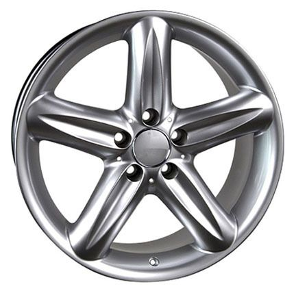 Factory Wheel Rim 18 Mercedes 2004 06 SL500 New Front